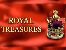 Royal Treasures в Вулкан Старс