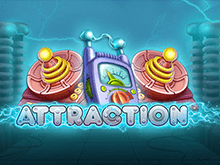 Азартная игра Attraction играть