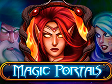 Играть Magic Portals онлайн