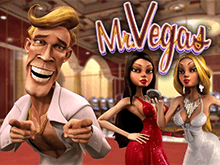 Играть Mr Vegas онлайн