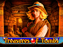 Онлайн игра Treasures of Tombs_