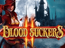 Азартная игра Blood Suckers II играть