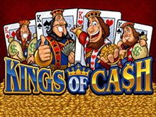 Играть Kings Of Cash онлайн