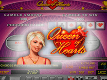 Онлайн игра Queen Of Hearts_