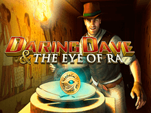 Играть Daring Dave and The Eye Of Ra онлайн