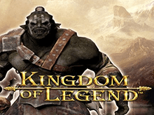 Онлайн слот Kingdom Of Legend